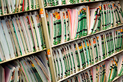 MEDICAL RECORDS STORED FOR LEGAL REQUIREMENTS